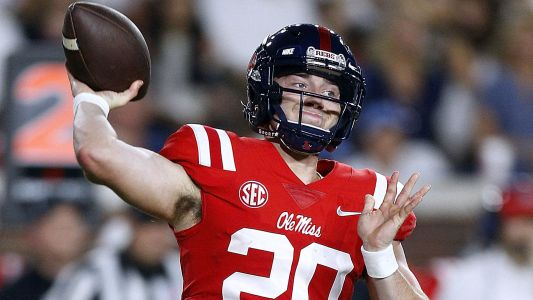 Shea Patterson to start at QB for Michigan vs. Notre Dame