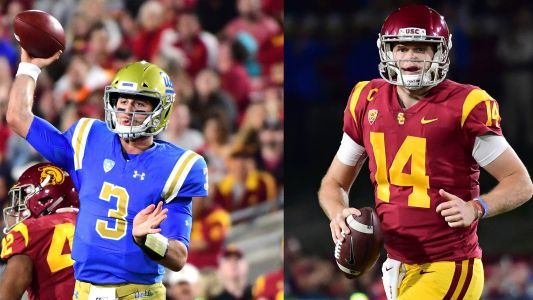 2018 NFL Draft watch: UCLA's Josh Rosen outperforms USC's Sam Darnold