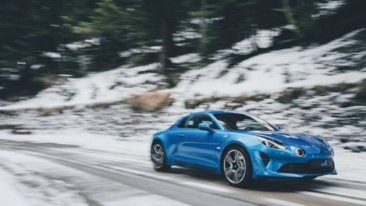 Renault Could Make Alpine Go Electric-Only To Save The Brand: Report