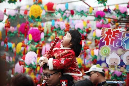 Tourism revenue up 9.7 pct on lunar New Year's Day