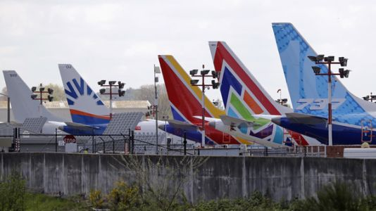 Boeing Cuts More Than 12,000 Jobs Due To Drop In Air Travel