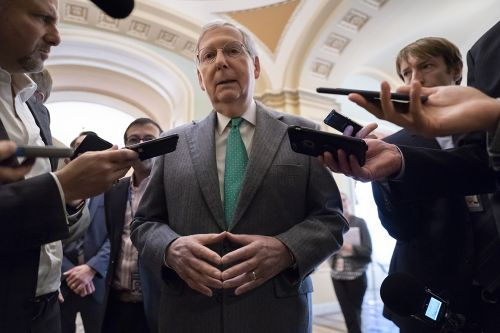 'Waste of time': Senate Republicans plan to ignore impeachment hearings