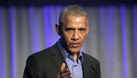 White powdery substance found in envelope at Obama's DC office triggers emergency response