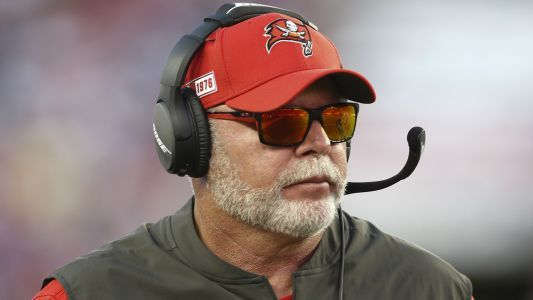 Bruce Arians thinks all Buccaneers players will get COVID: 'Just a matter of how sick they get'