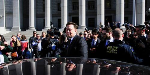 Tesla CEO Elon Musk reaches deal with SEC over Twitter use