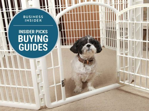 The best dog exercise pens you can buy