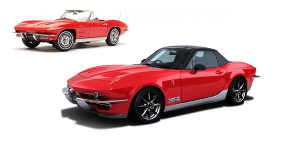 Mitsuoka's Glorious Miata-Vette Mashup Is Sold Out