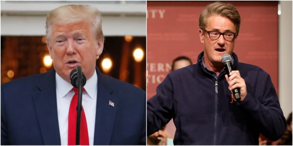 'Mr. Trump is debasing his office': The famously conservative Wall Street Journal editorial board slammed the president for pushing a Joe Scarborough murder conspiracy