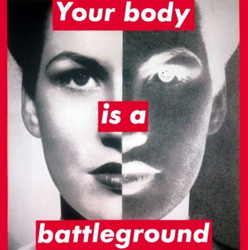 Barbara Kruger is taking over an NYC Skate park