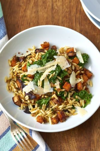 The Veggie-Packed Easy Skillet Dinner I Could Eat Every Night