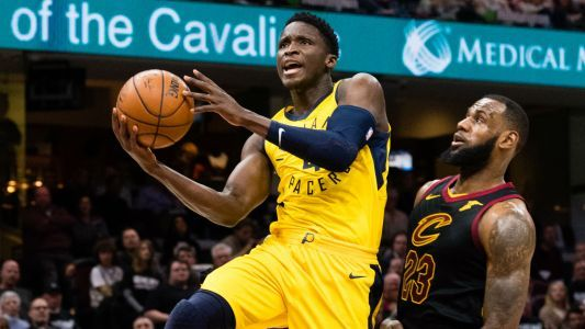 NBA playoffs 2018: League admits LeBron James' block on Victor Oladipo in Game 5 was goaltending