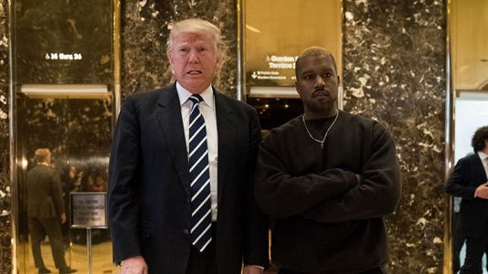 Kanye West Wants Donald Trump to Be Chicago's Godfather