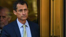 Anthony Weiner Scheduled For Early Release From Prison