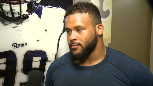 Former Pitt star Aaron Donald makes seven-figure donation to football program