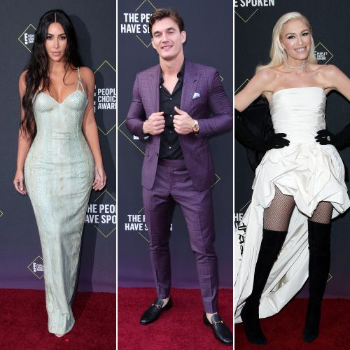 Celebs Bring the Heat to the 2019 PCA Awards in L.A. - See Their Stylish Looks!