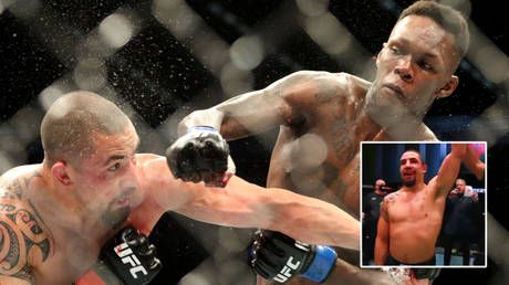'It's about time we crossed paths again': UFC star Robert Whittaker calls for Adesanya rematch after Gastelum whitewash