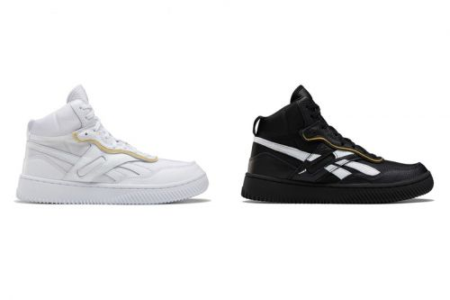 Victoria Beckham and Reebok Release New Dual Court Mid II