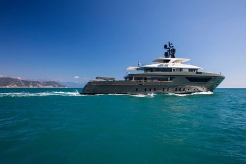 Expedition Superyacht Moka Wows with Private Pool & Beach