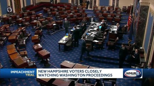 NH voters plan to closely watch impeachment proceedings