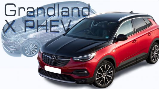 Life After GM: Meet The Grandland X PHEV, Opel's First Plug-in Under PSA