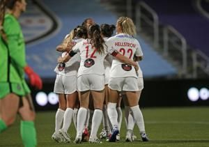 Spirit, Thorns play to 1-all draw in the NWSL Challenge Cup