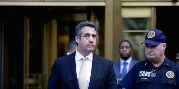 Former Trump lawyer Michael Cohen is encouraging people to vote in the midterms to prevent 'another 2 or another 6 years of this craziness'