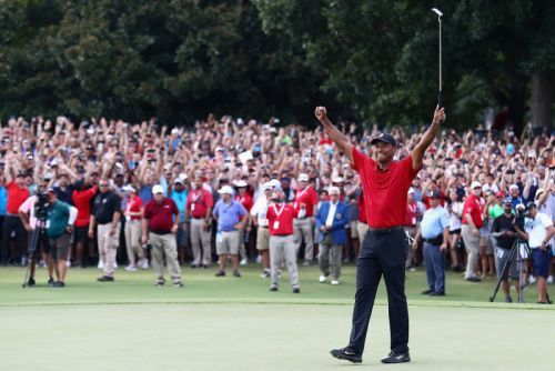 Tiger Woods Wins Tour Championship, First PGA Win in 5 Years