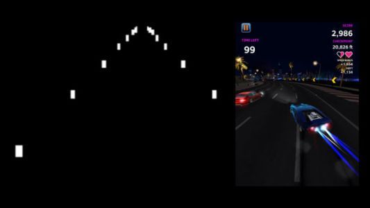 Atari Brings Back Night Driver, Sort Of