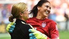 Hope Solo Rips U.S. Coach Jill Ellis Before Team Opens Women's World Cup