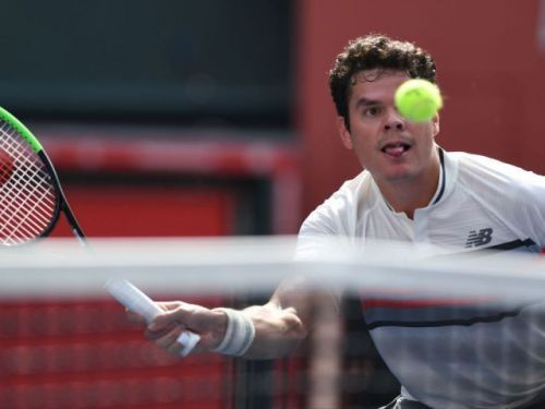 Milos Raonic wins first match back from injury - and calls for changes to tennis' endless season