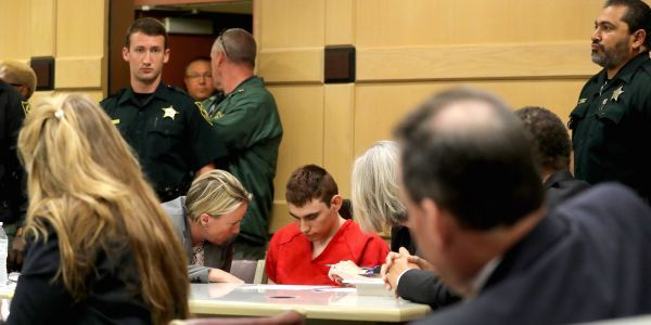The Florida shooting suspect once told police he was having a hard time coping with his mother's death