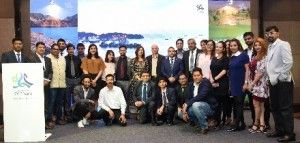 Oman Tourism along with Cox & Kings Ltd. hosted networking events in Mumbai and Delhi for MICE