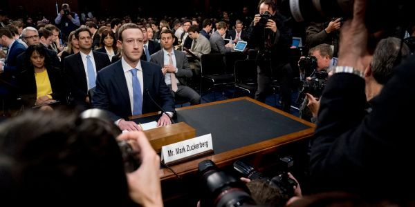 Mark Zuckerberg survived 5 hours of relentless questioning from Congress - here's what you need to know