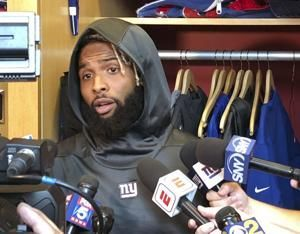 Giants WR Beckham ready for return, and Jags Ramsey, too