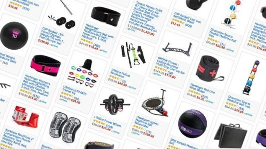 Stock Your Home Gym With This Massive One-Day Amazon Sale