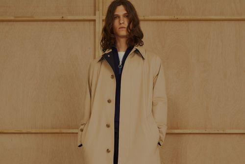 AMI Highlights the Street Style of '70s & '80s Youth for Pre-Spring 2019 Collection