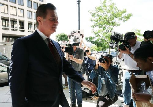 BREAKING: Paul Manafort convicted of tax and bank fraud