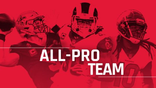 Sporting News NFL All-Pro team: Coaches select league's best for 2018
