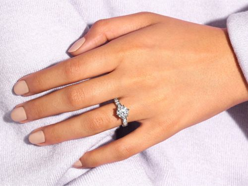 Couple is a new startup making engagement rings with lab-grown diamonds that are chemically identical to mined diamonds - here's why that's a good thing