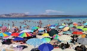 Tourists in Sardinia's popular beaches will soon have to pay tickets