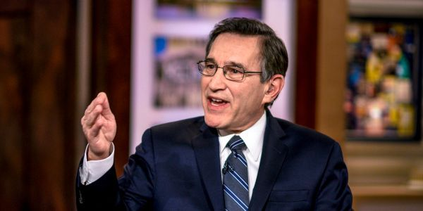 CNBC's Rick Santelli said in order to reduce the economic impact 'we should just give everyone the new coronavirus'