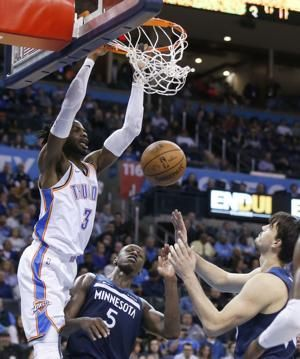 Thunder's Nerlens Noel placed in NBA concussion protocol