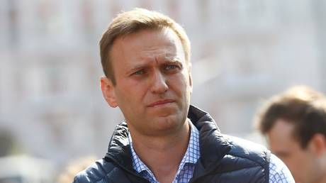 Moscow apartment owned by opposition figure Navalny seized as Kremlin-linked businessman chases $1.1million debt