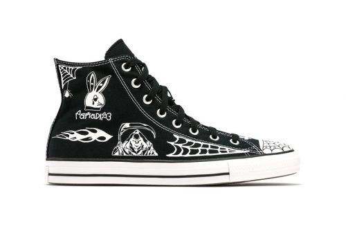 Sean Pablo's Converse CONS Chuck Taylor All Star Drops in Doodle-Heavy Black Iteration