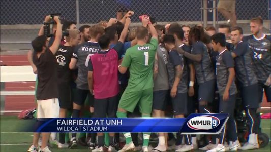 Home opener brings a win for UNH Soccer