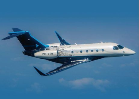 Embraer Introduces Next Generation Praetor Jets