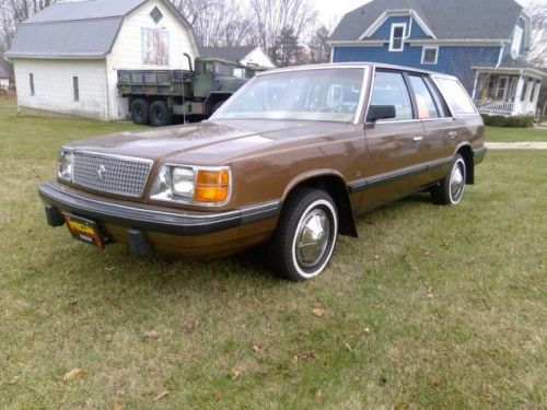 At $4,800, Is This Incredibly Low-Mile 1987 Plymouth Reliant A Reliably Good Deal?