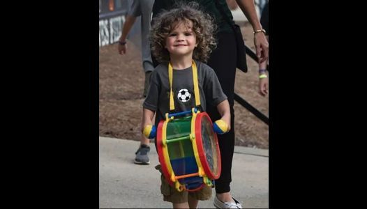 One more day to vote for Greenville 3-year-old for national soccer supporter title