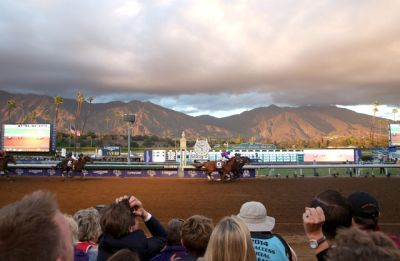 Horse racing's biggest names prep for Breeders' Cup