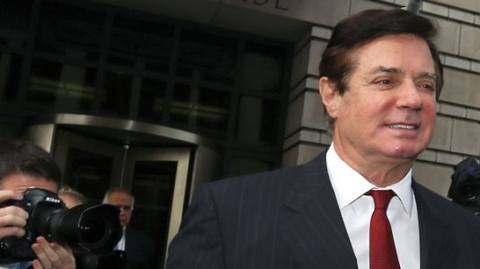 Manafort Moved Closer To Washington As He Continues Seeking New Trial Venue